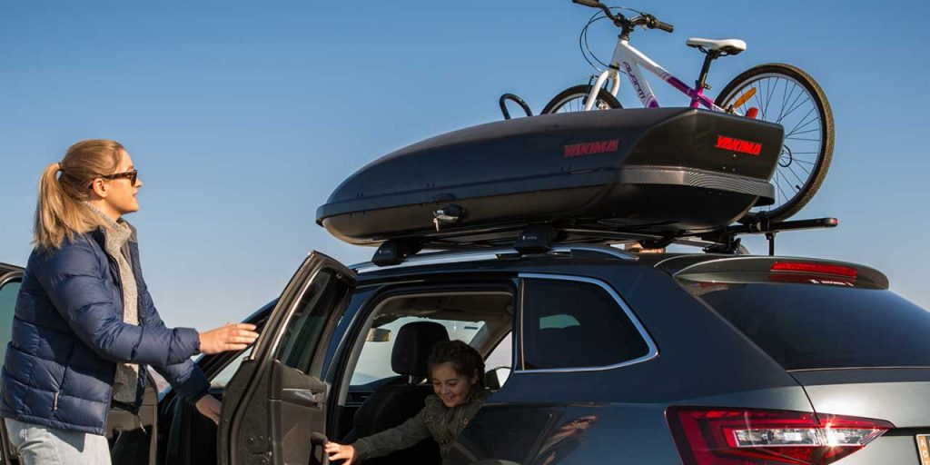 Yakima Whispbar Roof Rack Canberra